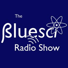 BlueSci Radio logo
